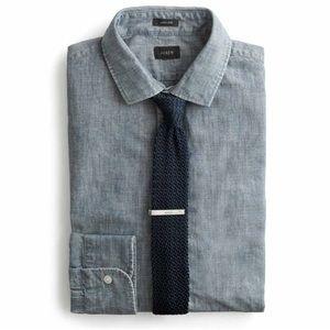 J. Crew Ludlow Slim-fit Japanese Chambray Shirt